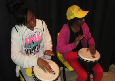 Arts---two-drummers