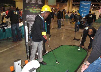 Energy-golf